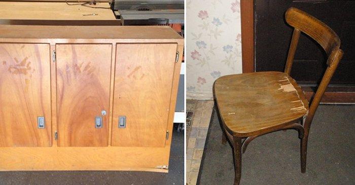 Starý nábytok už nevyhadzujeme. Manžel ho dokáže za pár hodin premeniť na niečo úžasné