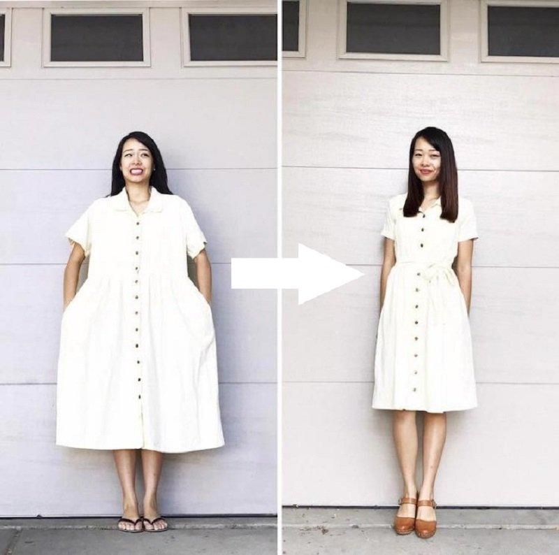 переделка одежды фото