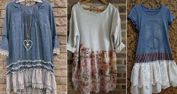 пошив и переделка одежды