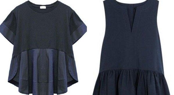переделка одежды для беременных