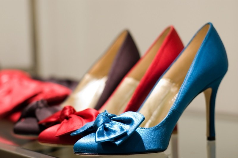 туфли с бантами фото