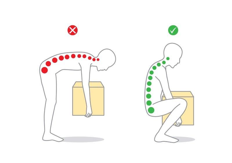 как поднять тяжесть