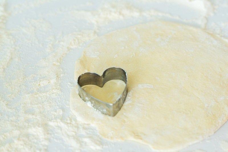 Как приготовить песочное печенье на сливочном масле