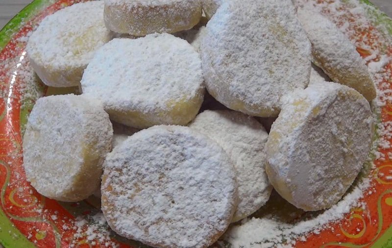 песочное тесто без сливочного масла