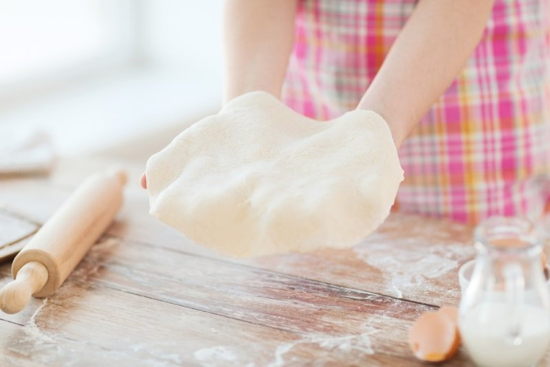 песочное печенье домашних условиях