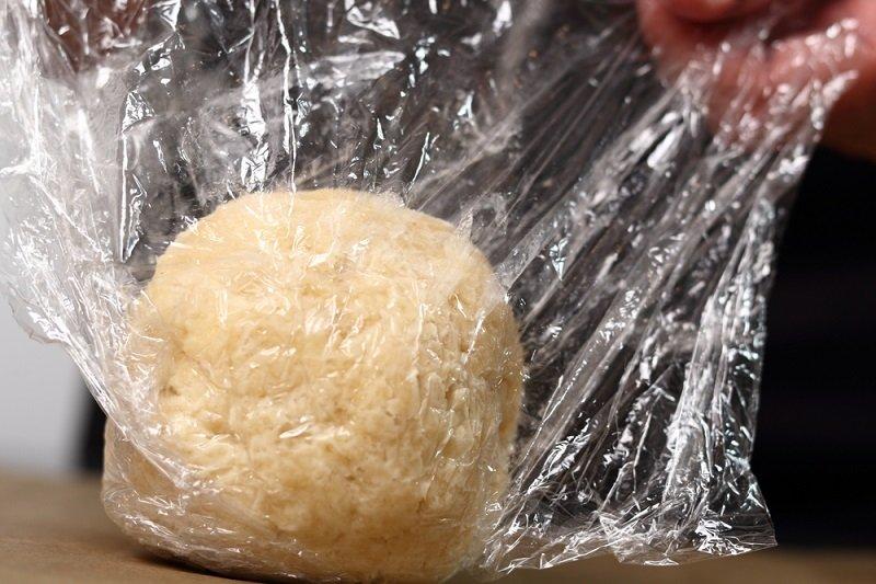 песочное печенье быстро