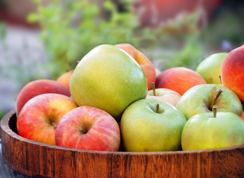 пирог с яблоками вкусный