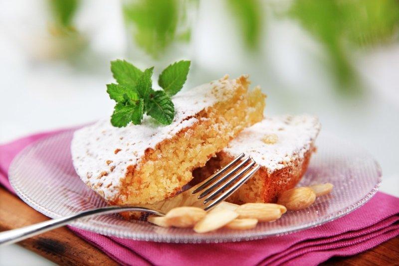 Рецепт итальянского пирога без начинки