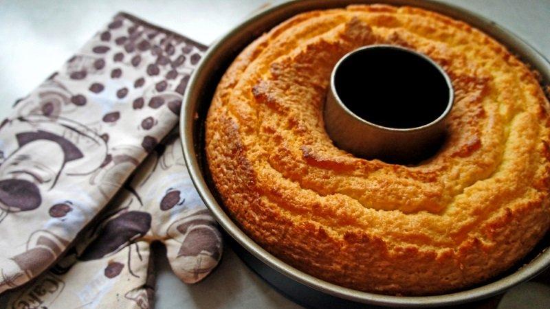 итальянский пирог все по 12 ложек