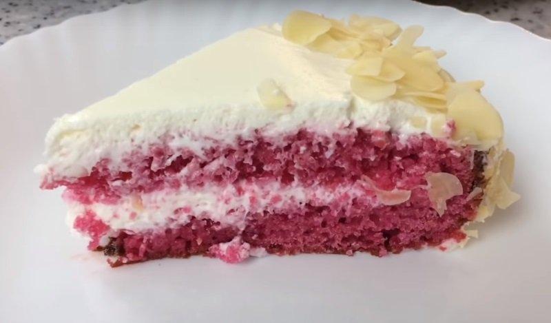 пирог из киселя в духовке