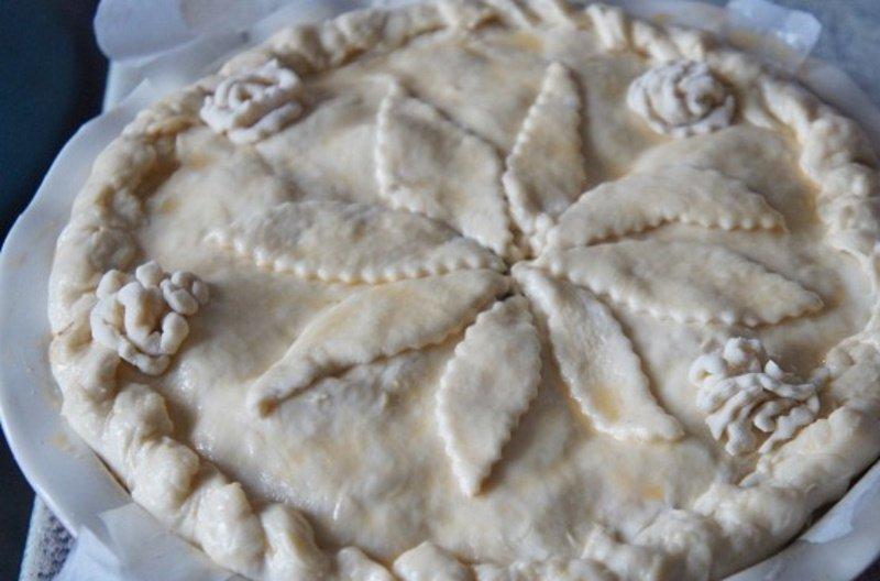 пирог из печени в домашних условиях