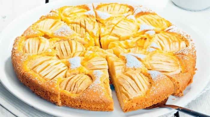 Пирог яйца кефир мука