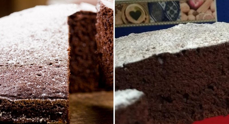 Инструкция по приготовлению шоколадного пирога на растительном масле