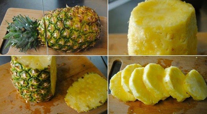 пирог с ананасом в мультиварке