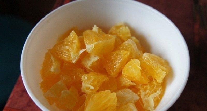 пирог с апельсинами рецепт