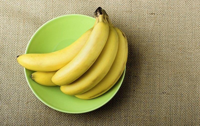 рецепт бананового пирога