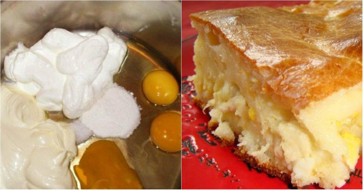 торт вишневая горка рецепт с фото испеченый спиралью