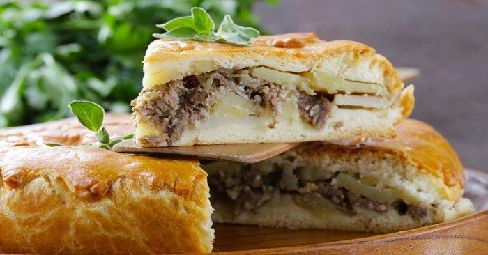 Искусство приготовления мясного пирога с картофелем