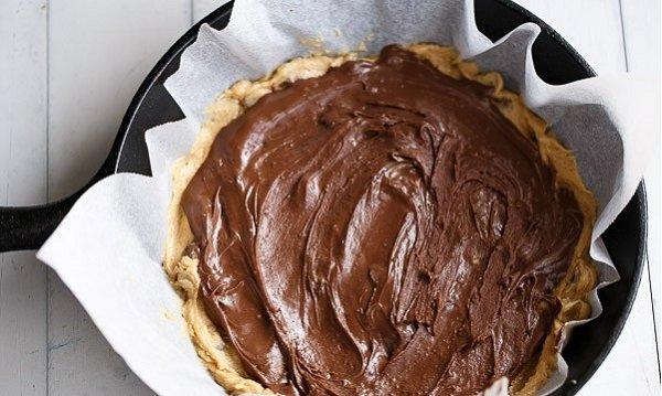 шоколадно-ореховая начинка