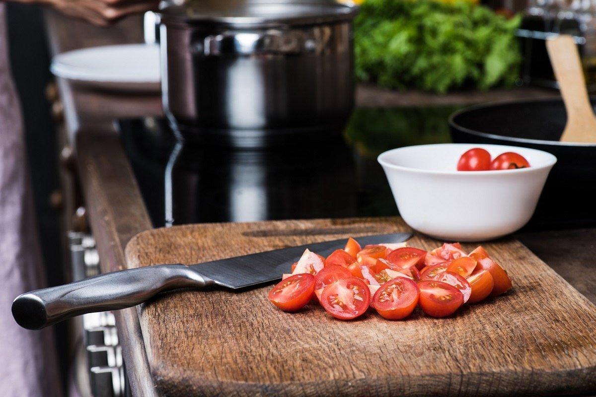 Пирог с помидорами, что будет пахнуть на всю лестничную площадку Кулинария,Лук,Пироги,Помидоры,Томаты