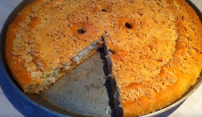 сладкий пирог с авокадо