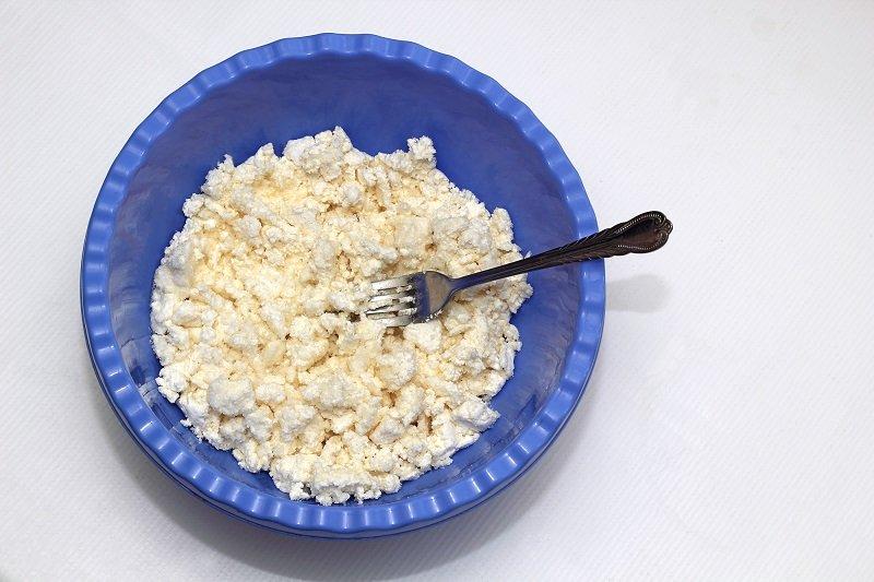 быстрый пирог с рисом и яйцом