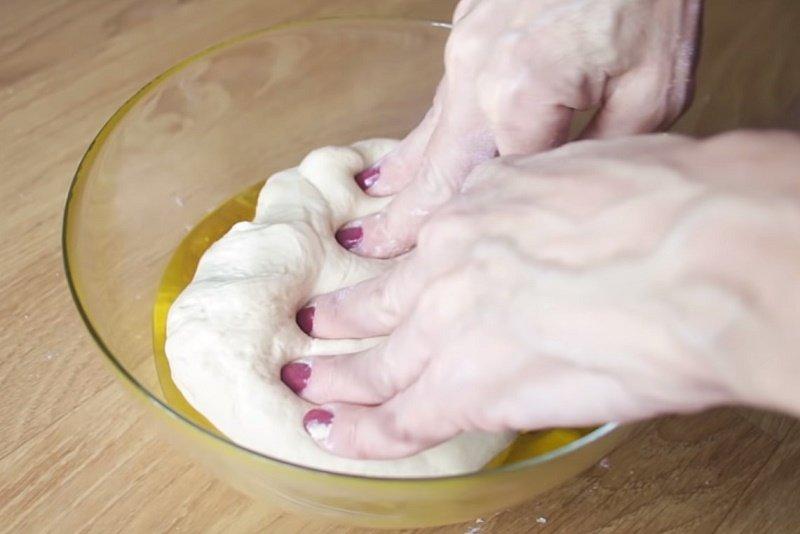 тесто для пирога с сыром и зеленью
