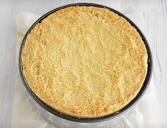 хрустящий пирог