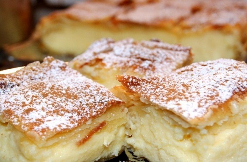 греческий пирог бугаца