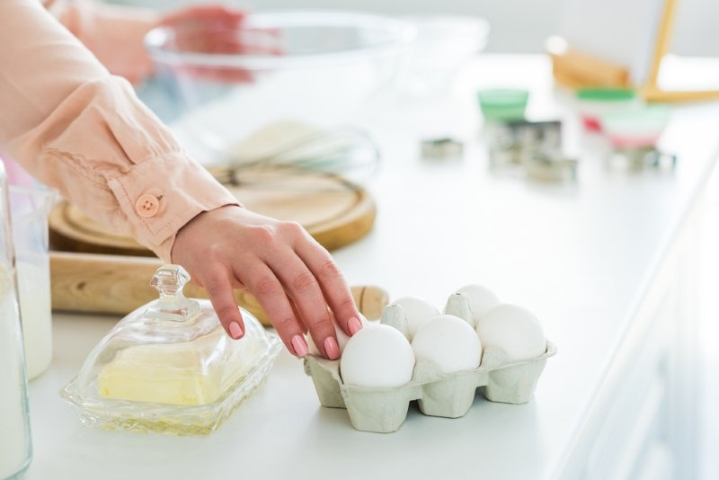 пирог сметанный вкусный