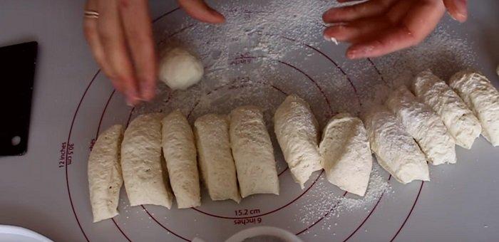 пирожки с начинкой рецепт