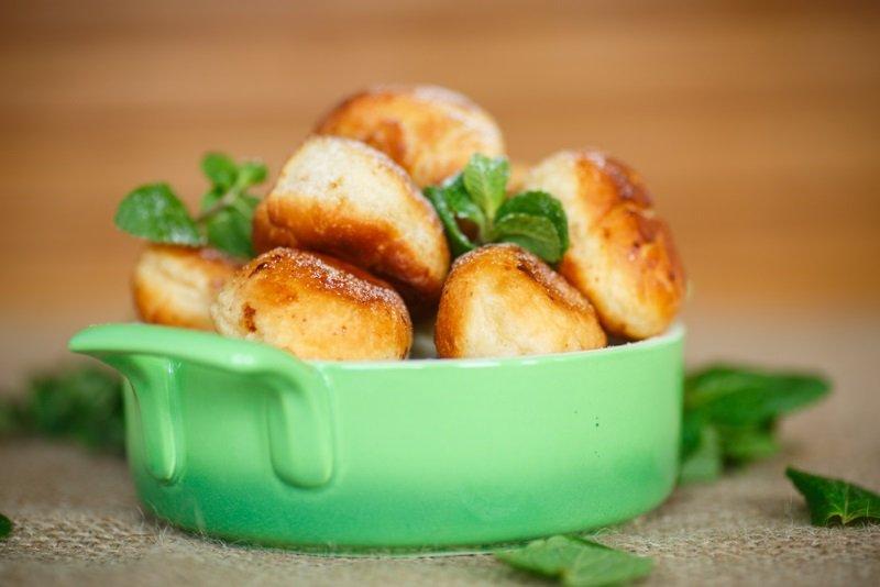 пирожки в духовке с сыром