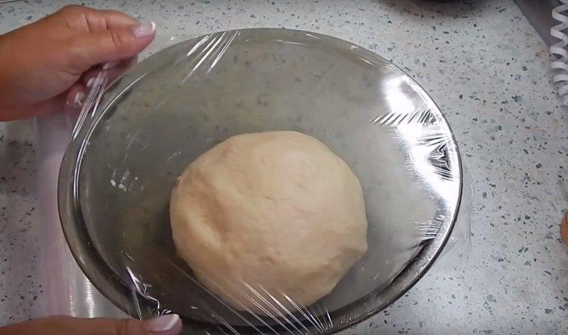 пирожки с сыром моцарелла