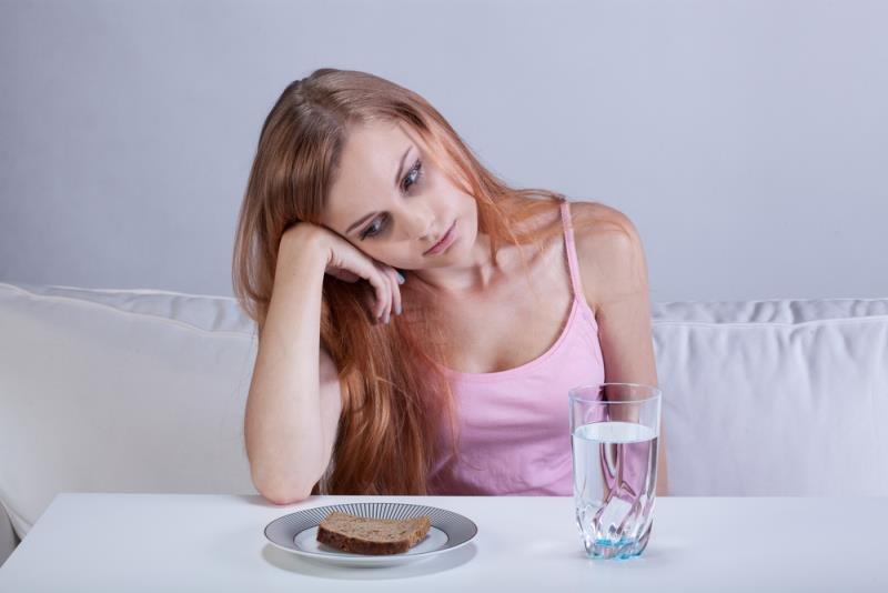 пищевое расстройство на нервной почве