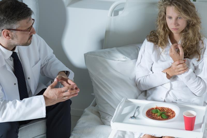 как диагностировать расстройство пищевого поведения