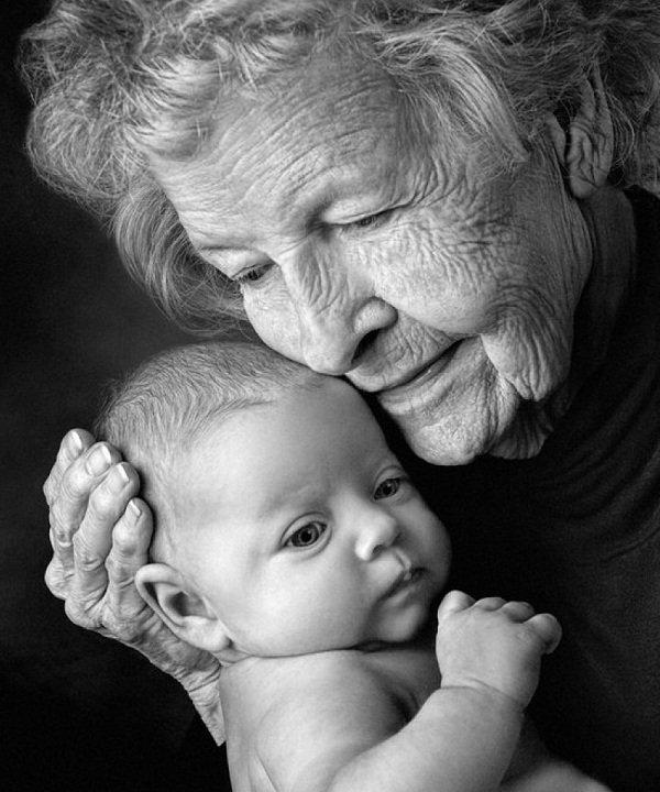 Бестыжие бабушка и внучка фото 447-18