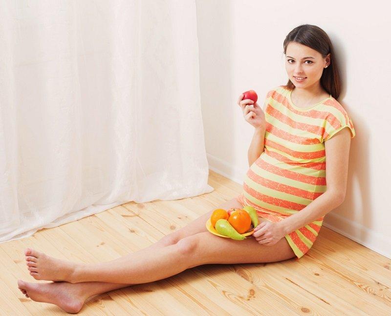 что кушать беременным вечером