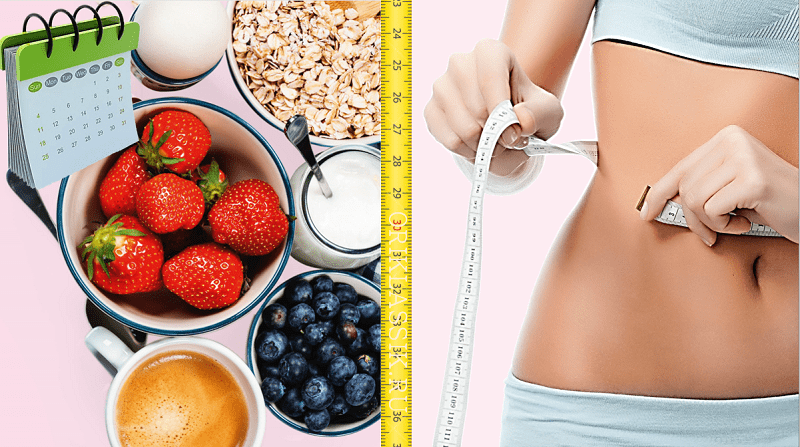 Как нужно питаться чтобы быстро похудеть