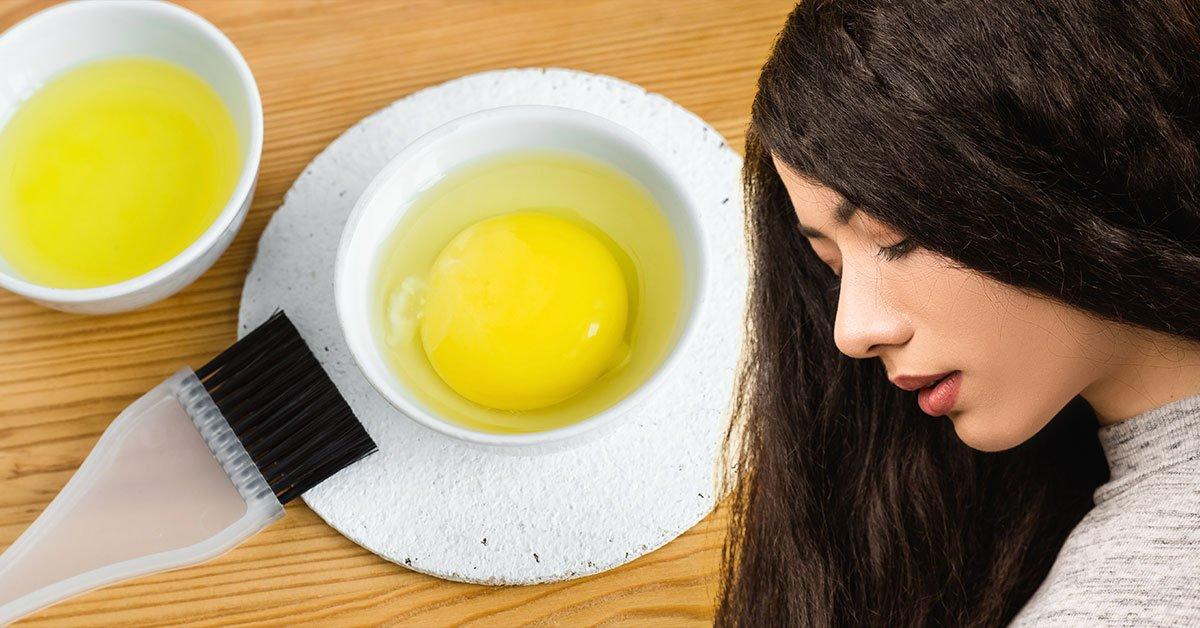 Питательная маска для волос: восстановление после зимних морозов