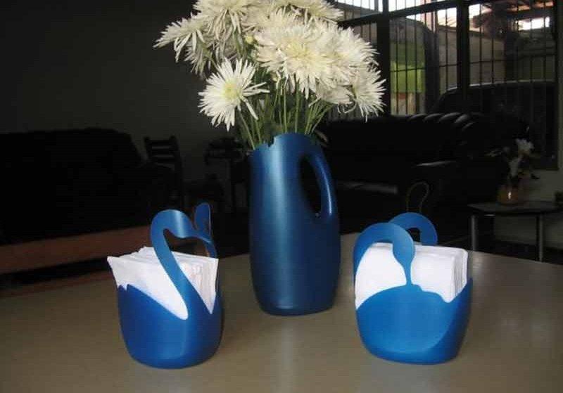 камня поделки из пластмассовой посуды и бутылок для дома каких фильмах