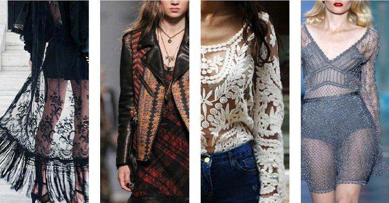 одежда и кружева