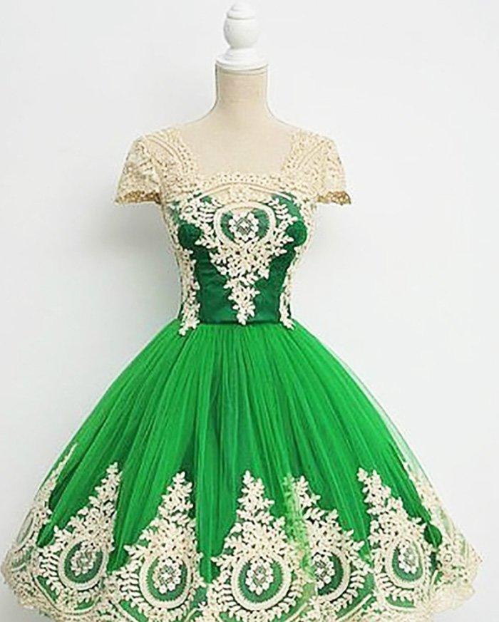 платья в стиле ретро для полных