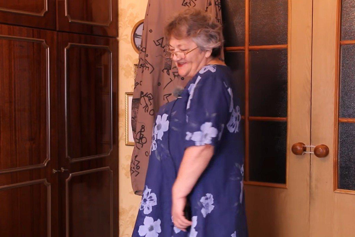 платья для женщин за 60 лет фото