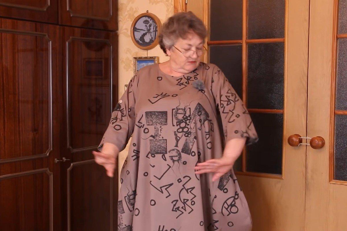 стильные платья для женщин за 50