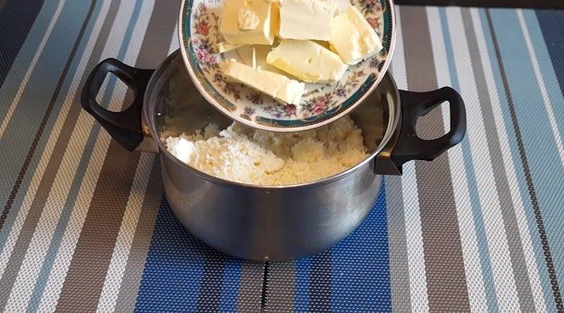 плавленый сыр в домашних условиях фото