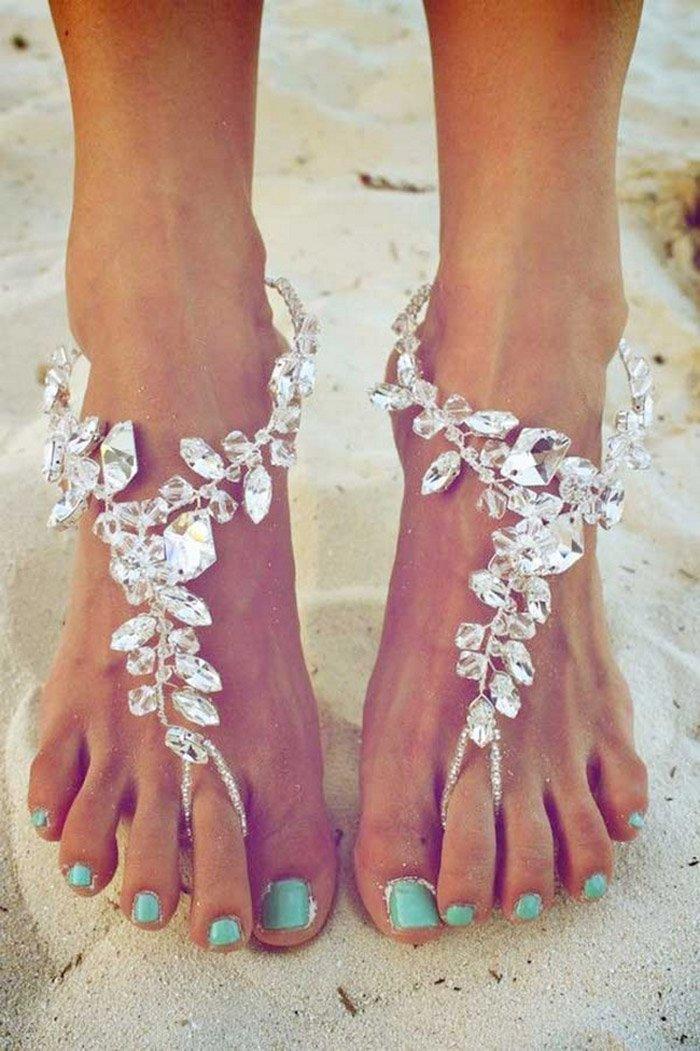 пляжная обувь из силикона
