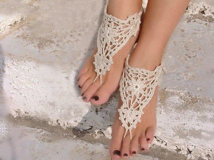 сандалии пляжные женские