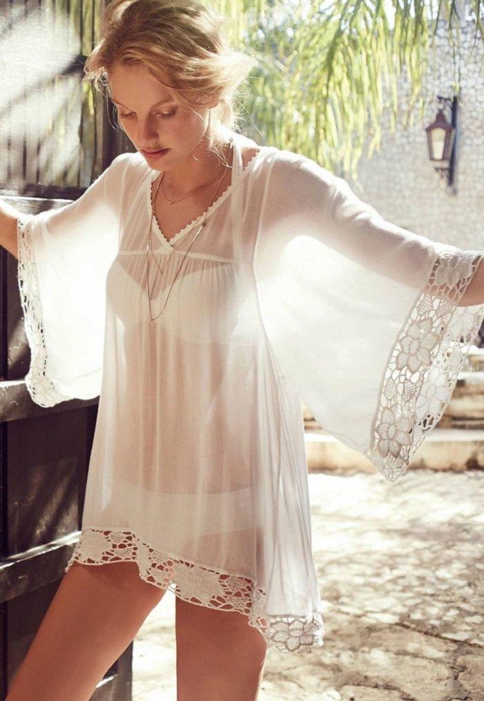 пляжная одежда для женщина за 50