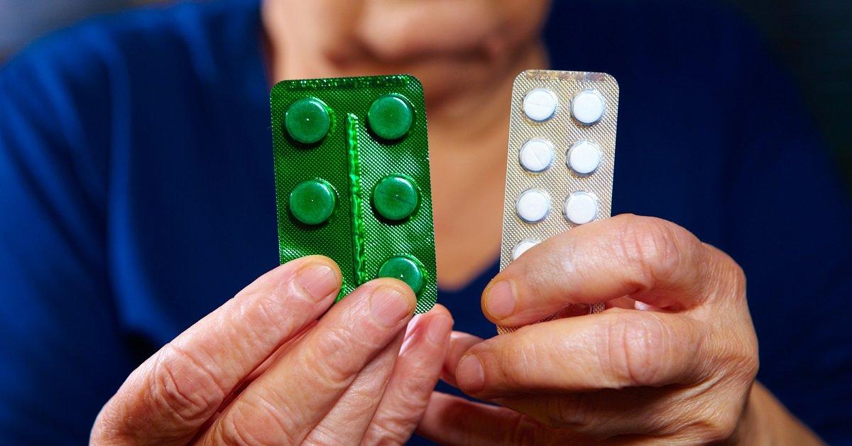Побочные эффекты лекарств