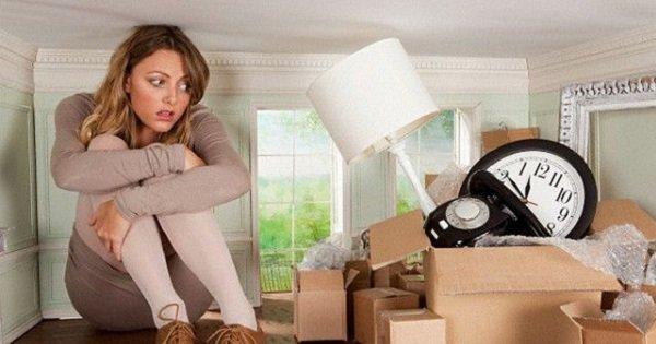 Эти 4 причины убедят тебя избавиться от хлама в доме раз и навсегда. За работу!